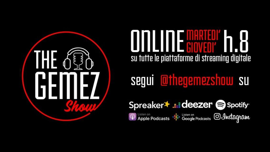 The Gemez Show - imagen de portada