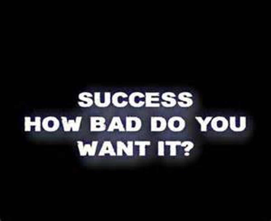 How Bad Do You Want Your Desire? #1 - Cover Image