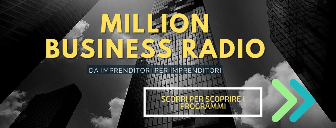 Million Business Radio - immagine di copertina