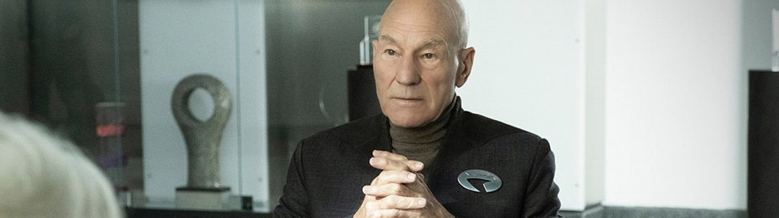 Make It So: A Star Trek Picard Podcast - Cover Image