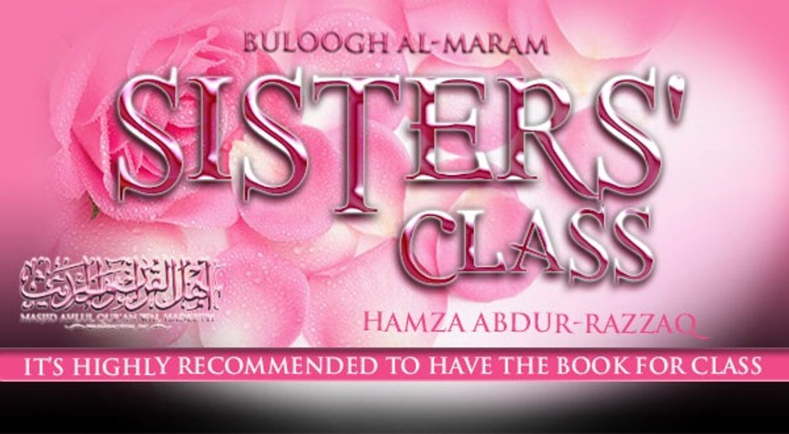 Sisters' Class @MAQWH - Cover Image
