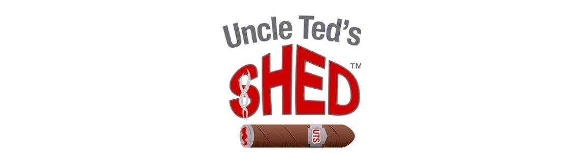 Uncle Ted's Shed - Cover Image