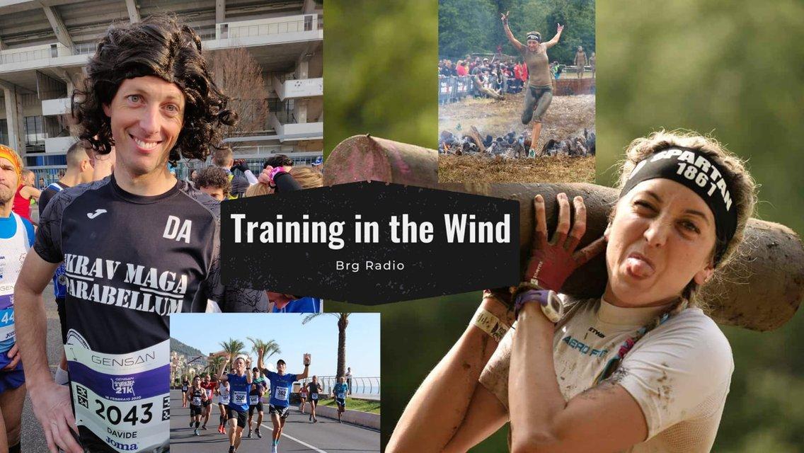 Training in the Wind - immagine di copertina