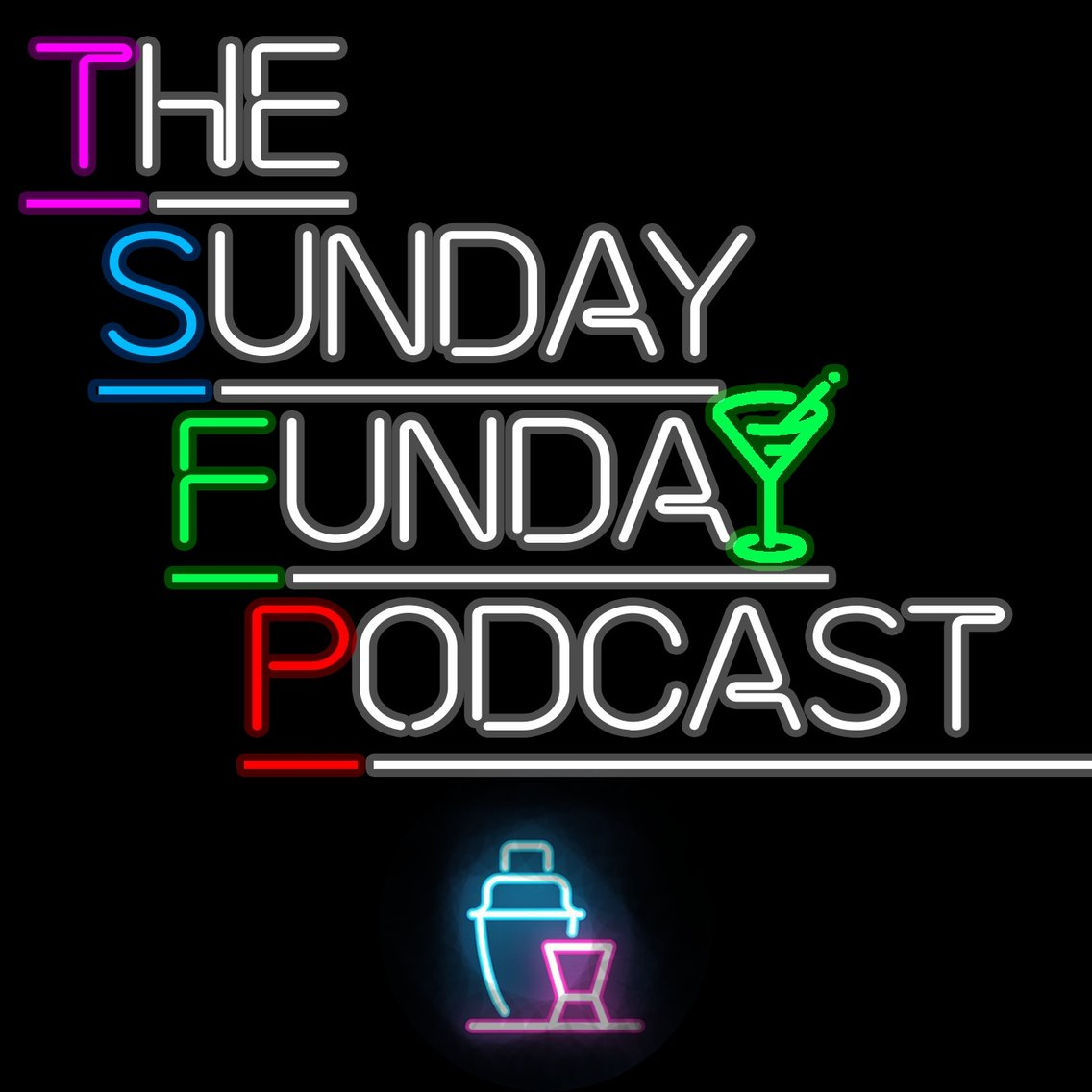 The Sunday Funday Podcast - immagine di copertina