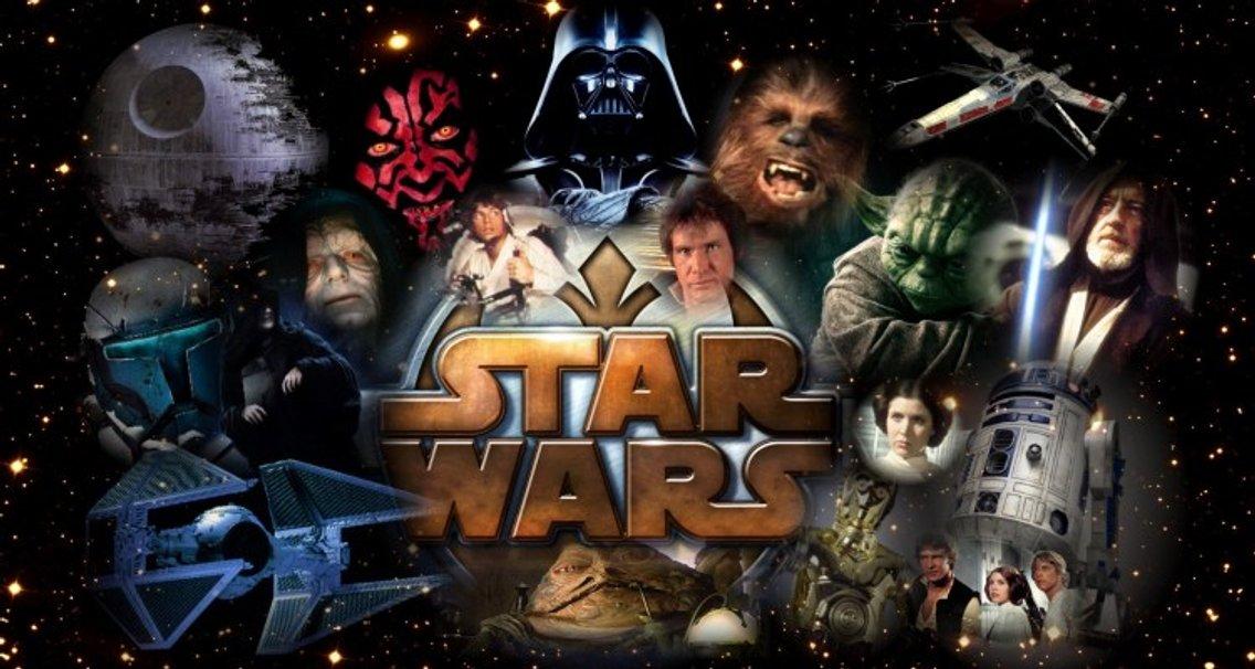 Star Wars Universe - immagine di copertina