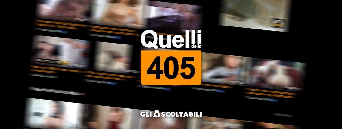 Quelli della 405 - Cover Image