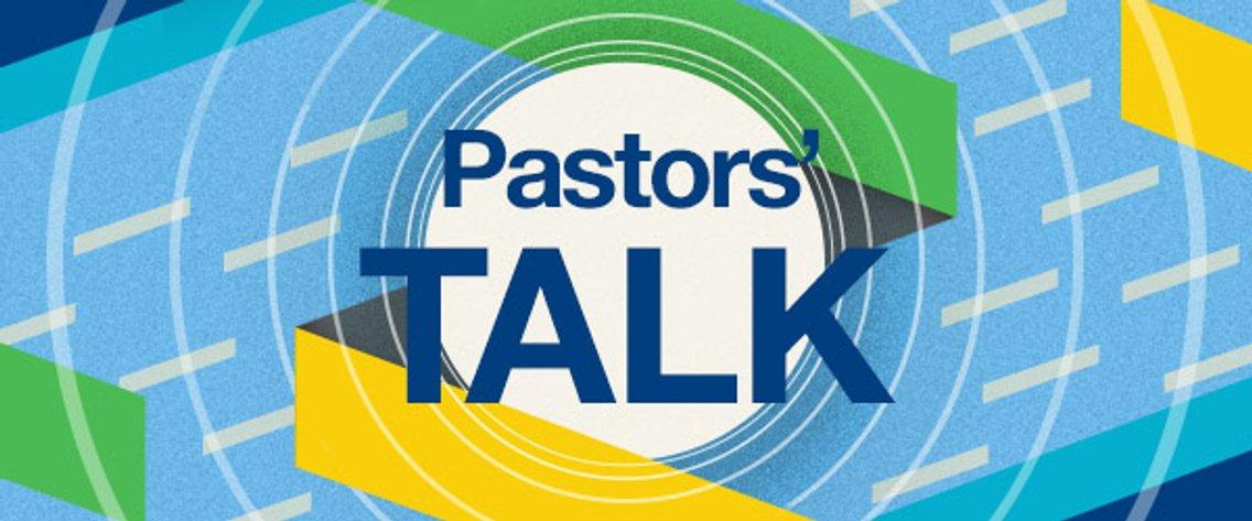 Pastors Talk - Cover Image