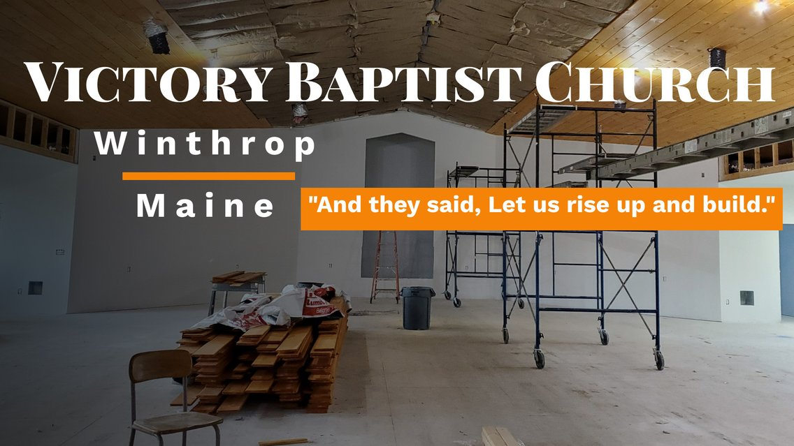 Victory Baptist Church - Cover Image