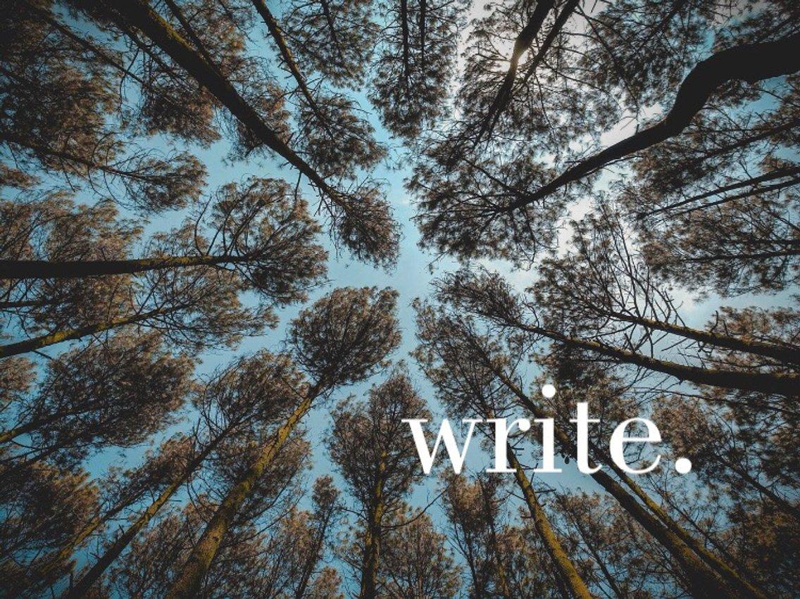Write - Cover Image