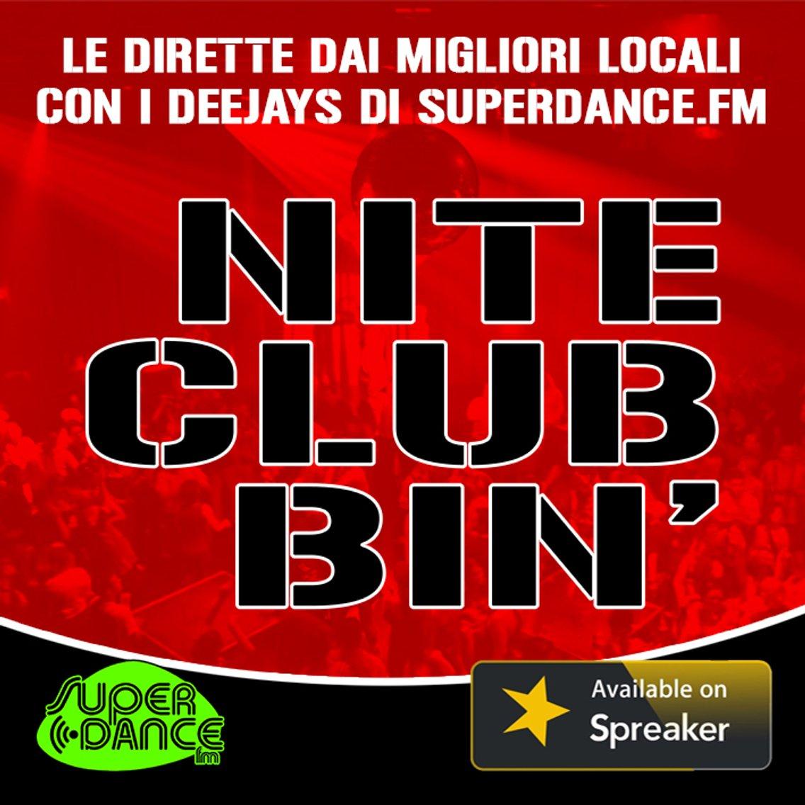 NITECLUBBIN' - Le dirette dai Locali - Cover Image