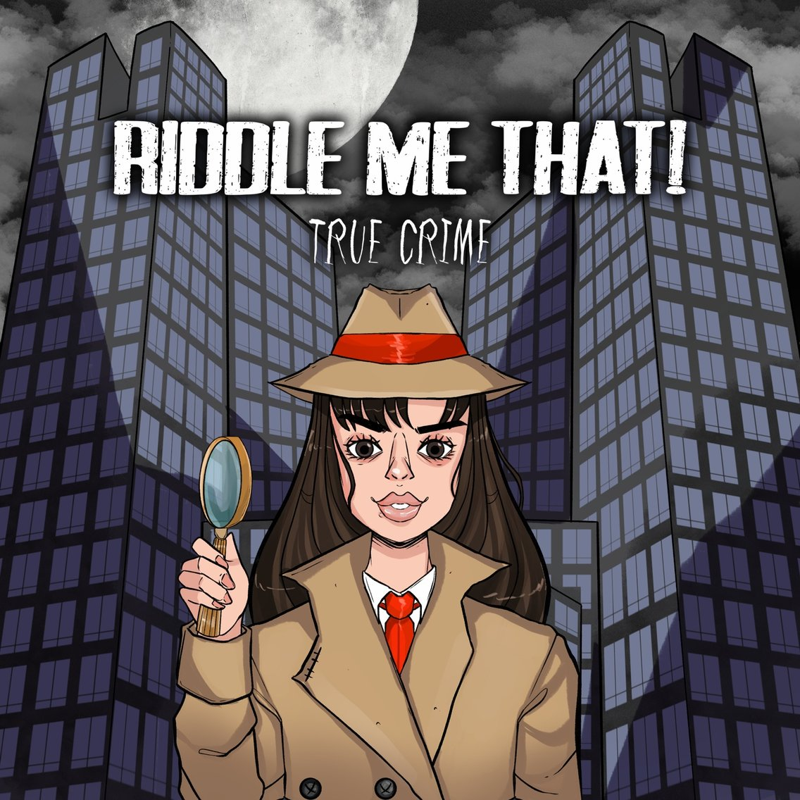 Riddle Me That! True Crime - Cover Image
