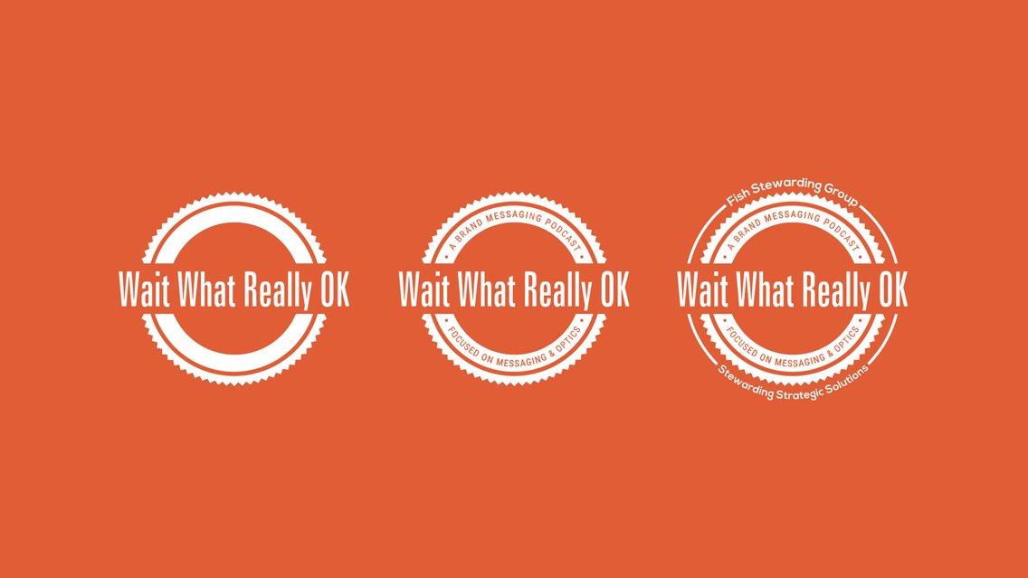 Wait What Really OK Podcast - imagen de portada