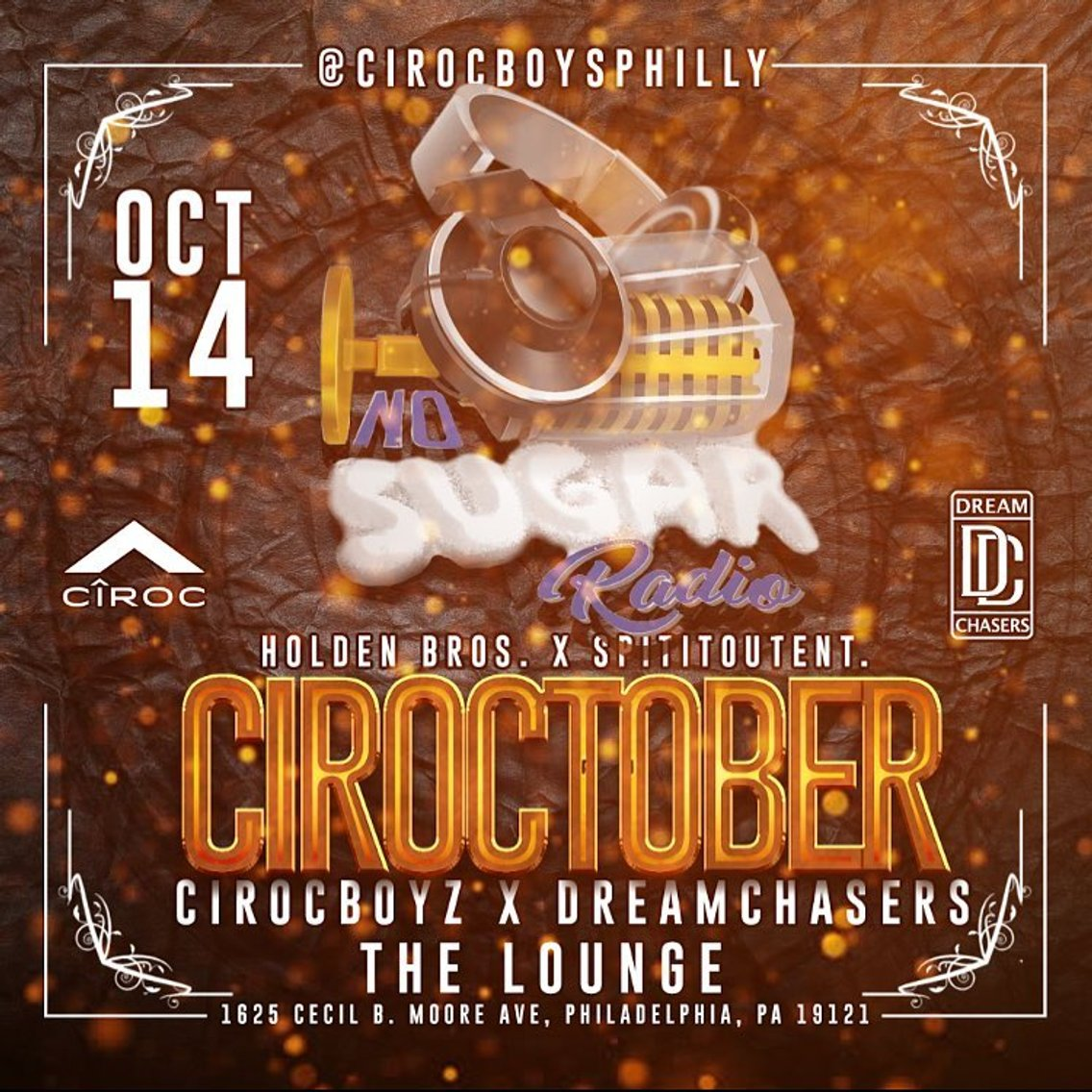 CIROCTOBER by CIROCBOYSPHILLY - Cover Image