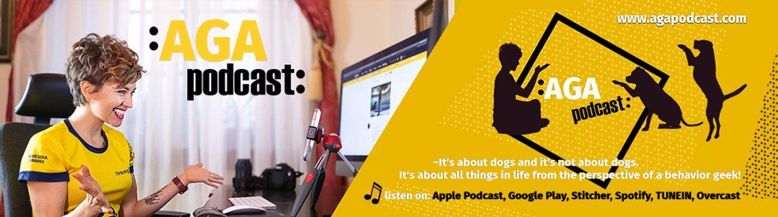 AGA podcast - immagine di copertina