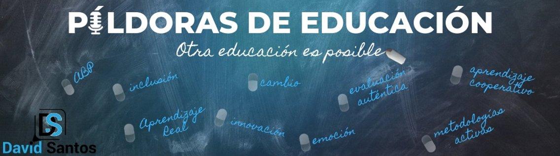Píldoras de educación - Cover Image