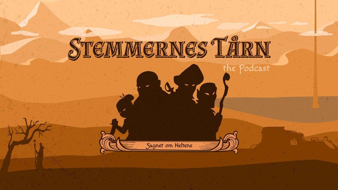 Stemmernes Tårn, The Podcast - Cover Image