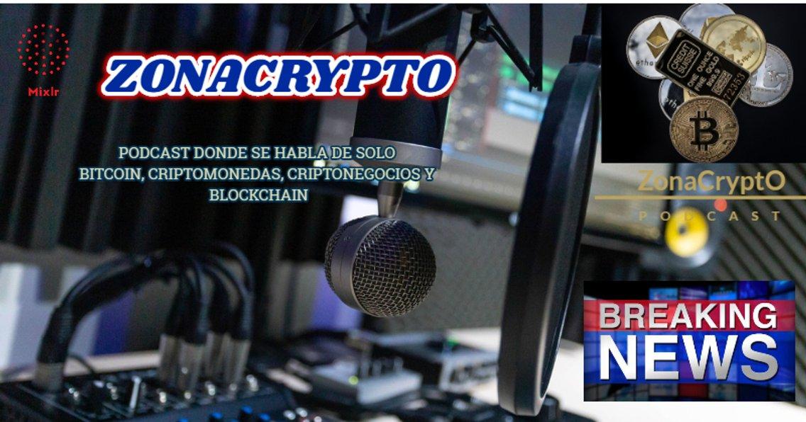 ZonaCrypto Crypto Podcast - Cover Image