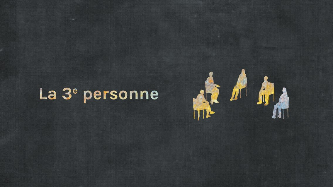 La 3e personne - imagen de portada