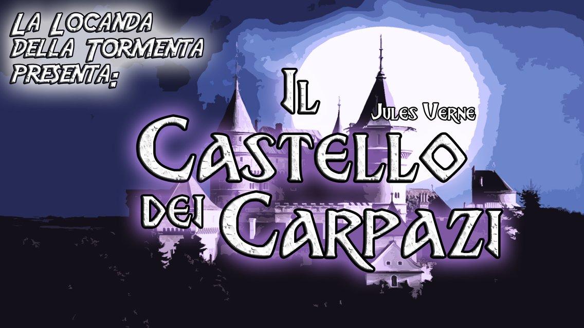 Audiolibro Il Castello dei Carpazi - Jules Verne - Cover Image