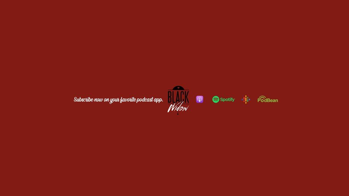 Black Widow Podcast - immagine di copertina