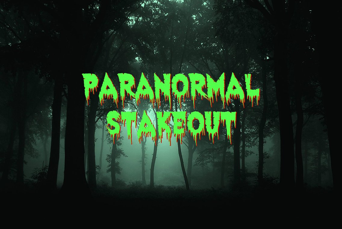 Paranormal StakeOut with Larry Lawson - Cover Image