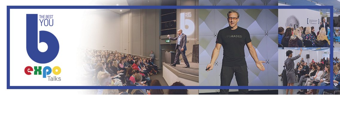 Bernardo Moya's The Best You EXPO Talks - imagen de portada