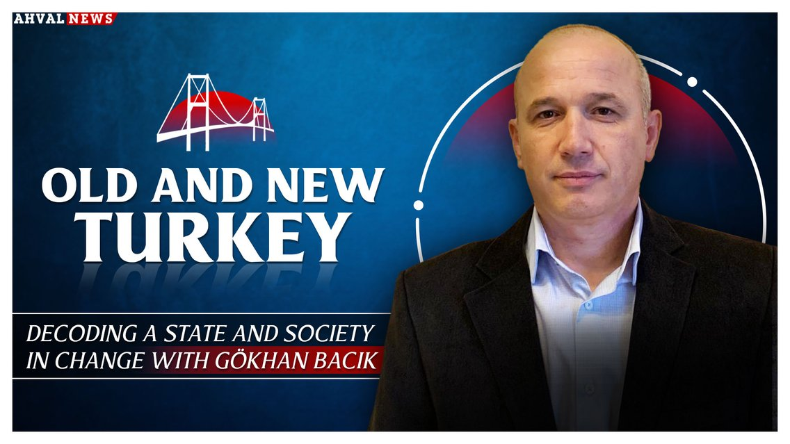Old and New Turkey - Cover Image