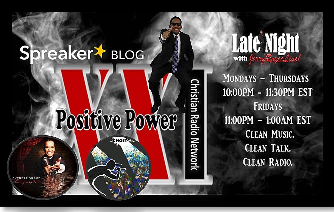 Positive Power XXi Christian Media, LLC - immagine di copertina