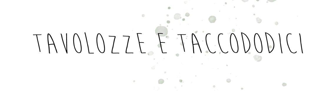 Tavolozze e Taccododici - immagine di copertina
