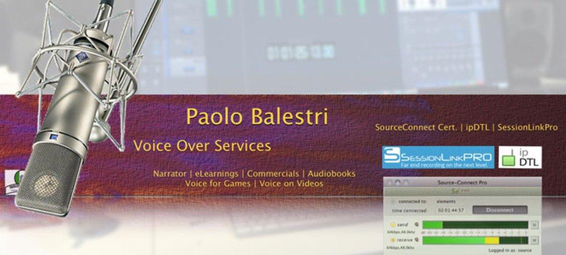 Voice Talent Life - Vita da Speaker - Cover Image