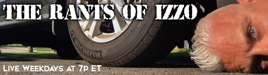The Rants of Izzo - imagen de portada