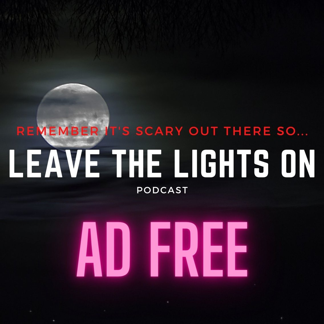 Leave The Lights On - Cover Image