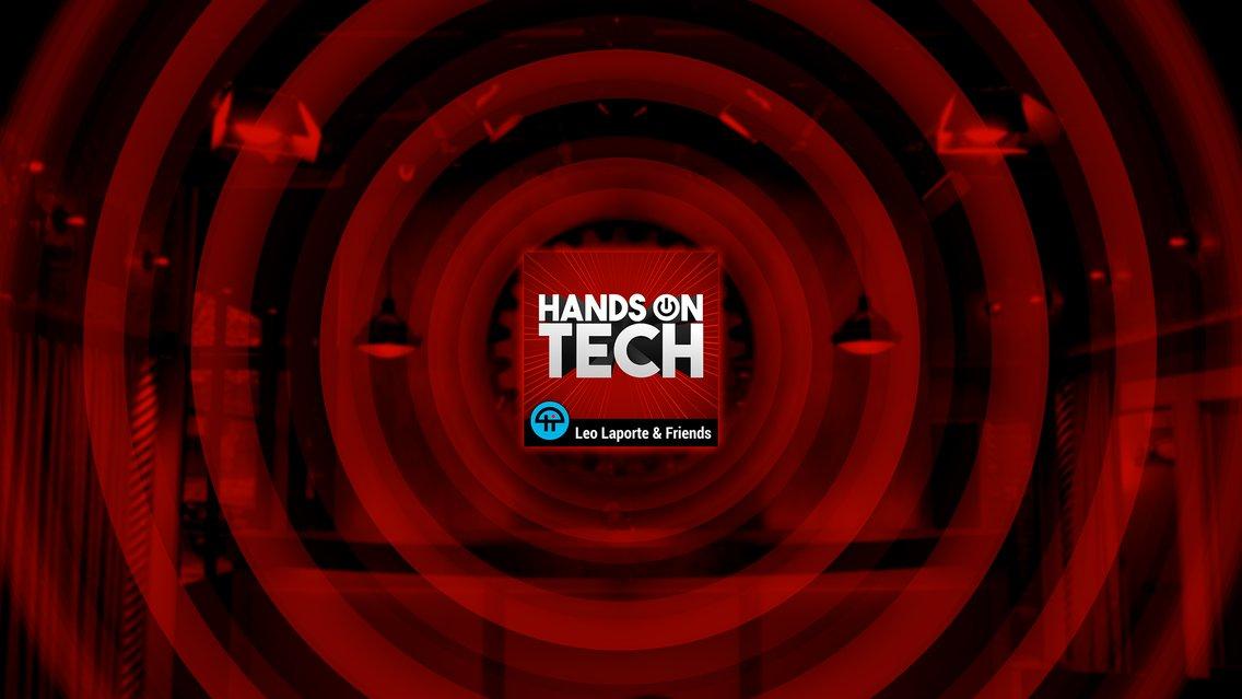 Hands-On Tech - immagine di copertina