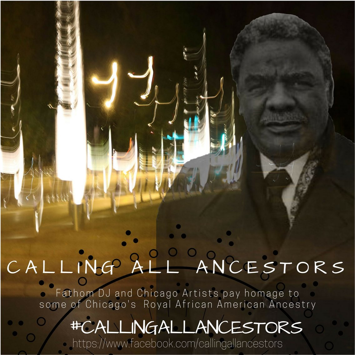 Calling All Ancestors Project - Cover Image