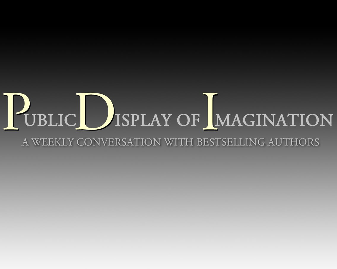 Public Display of Imagination - Cover Image