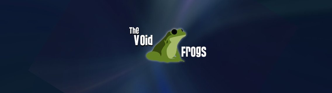 The Void Frogs - Cover Image