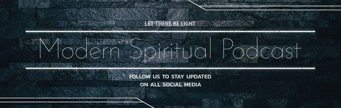 Modern Spiritual Podcast Live - immagine di copertina