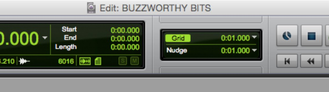 Buzzworthy Bits - immagine di copertina