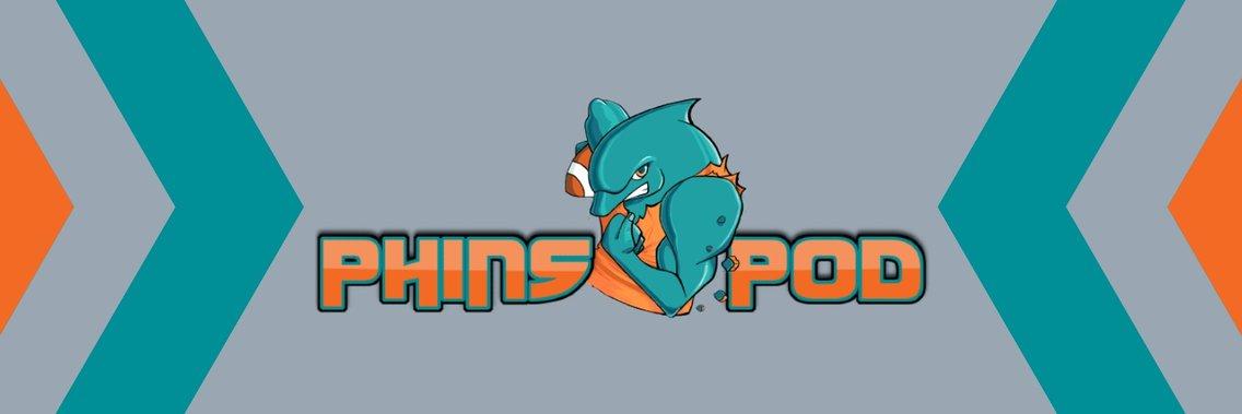 PhinsPod: Miami Dolphins News & NFL Insight - immagine di copertina