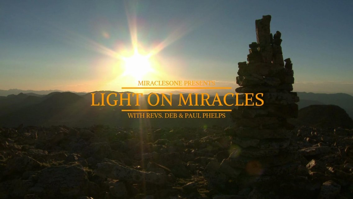 Light on Miracles: Teachings on ACIM - Cover Image