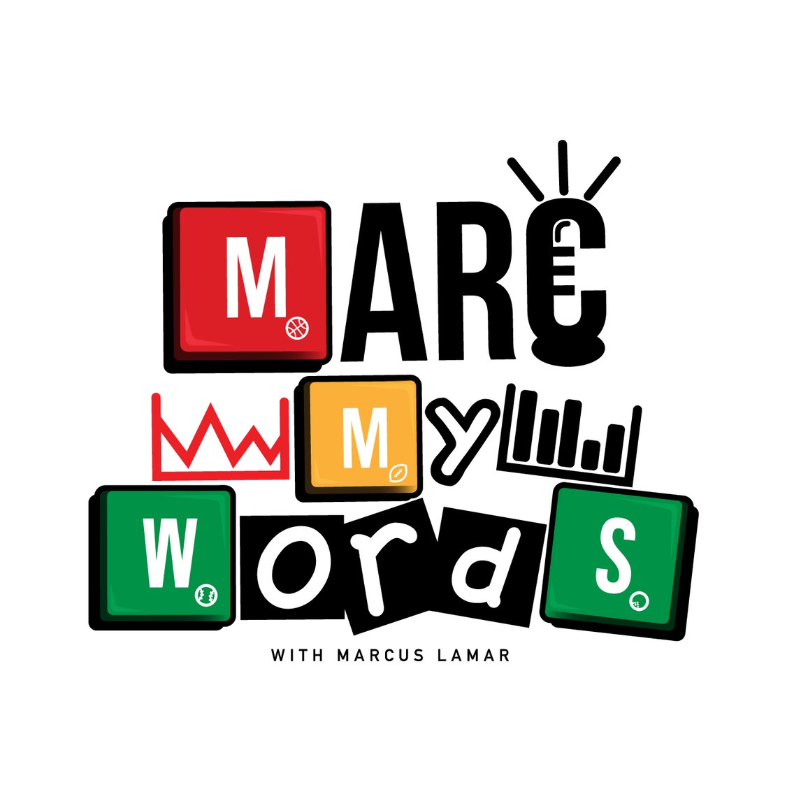 The Marc My Words Show - Cover Image