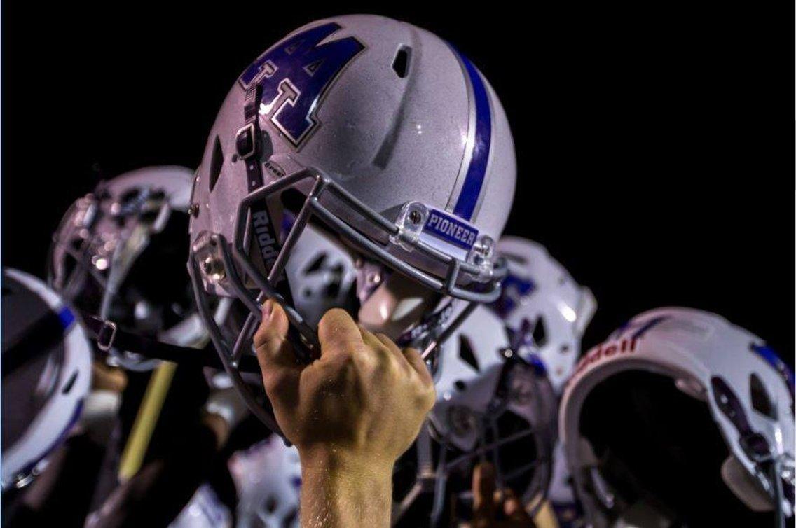Pioneer High School Football - Cover Image