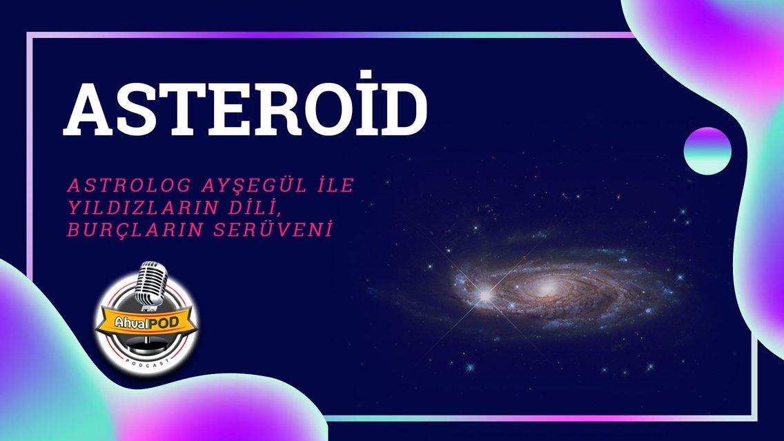 Asteroid - imagen de portada