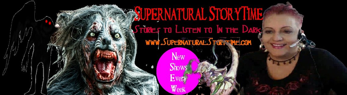 Supernatural StoryTime - Cover Image