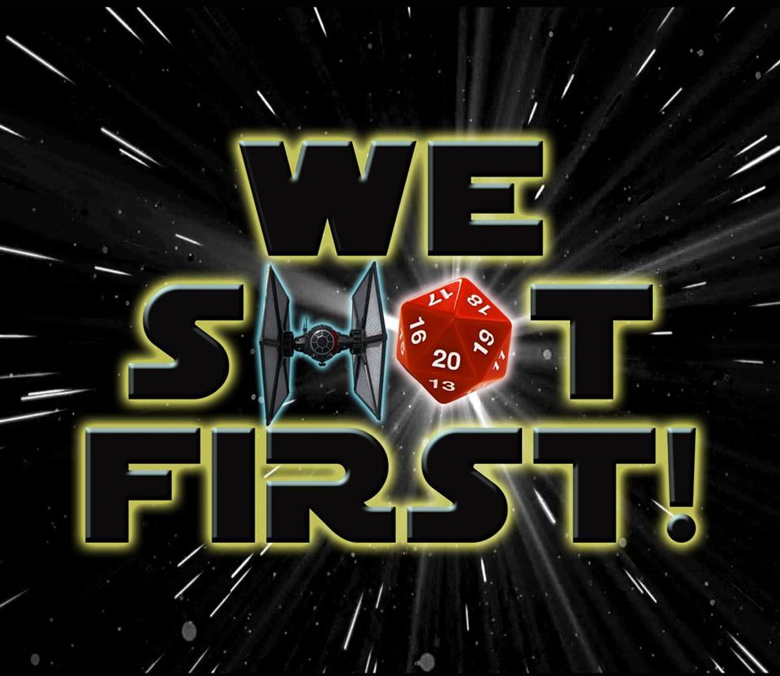 "Star Wars Saga ed. ""WE SHOT FIRST!"" Dawn of Defiance AP Podcast - immagine di copertina"