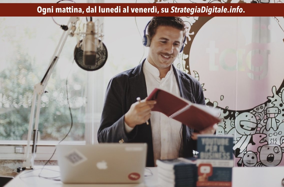 Strategia Digitale - Cover Image