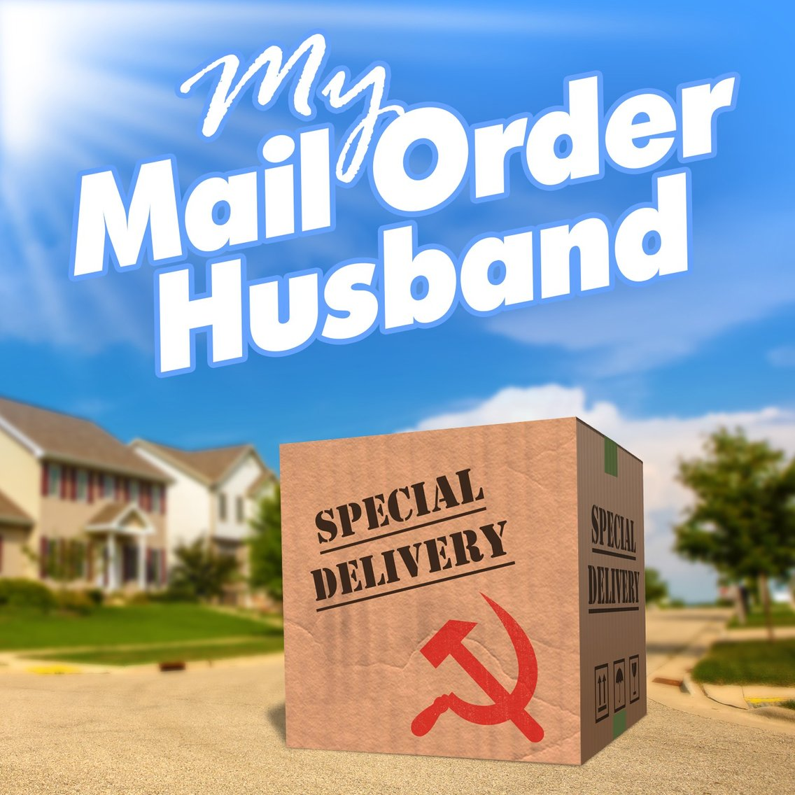 My Mail Order Husband - Cover Image