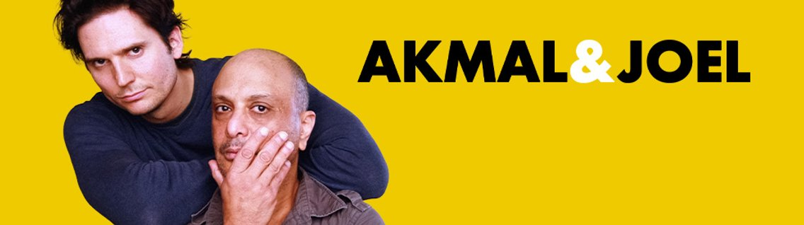 AKMAL & JOEL - Cover Image