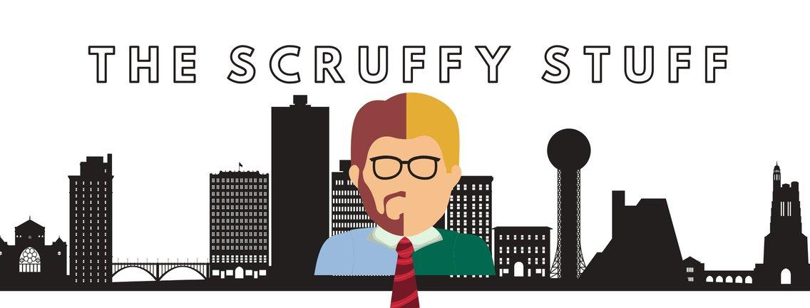 The Scruffy Stuff - Cover Image