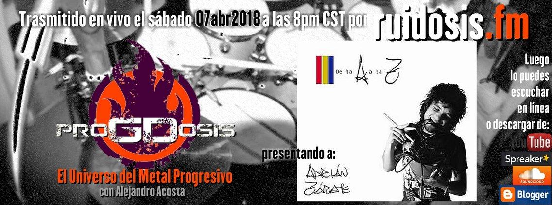 proGDosis - immagine di copertina